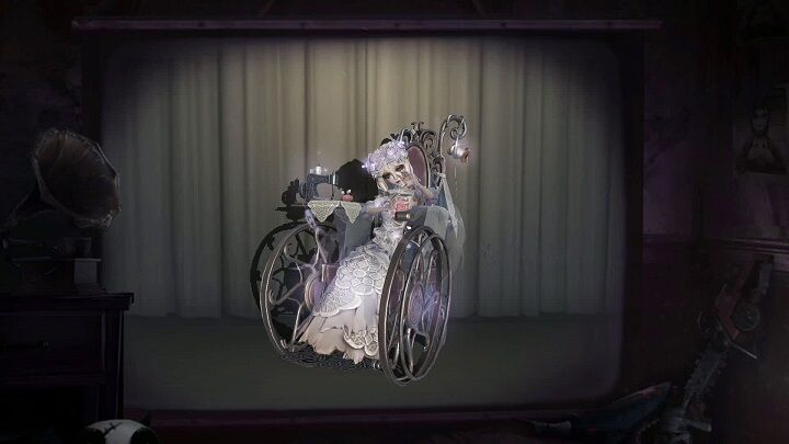 《第五人格》第十八赛季·精华1时装游戏内展示