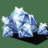 100钻石
