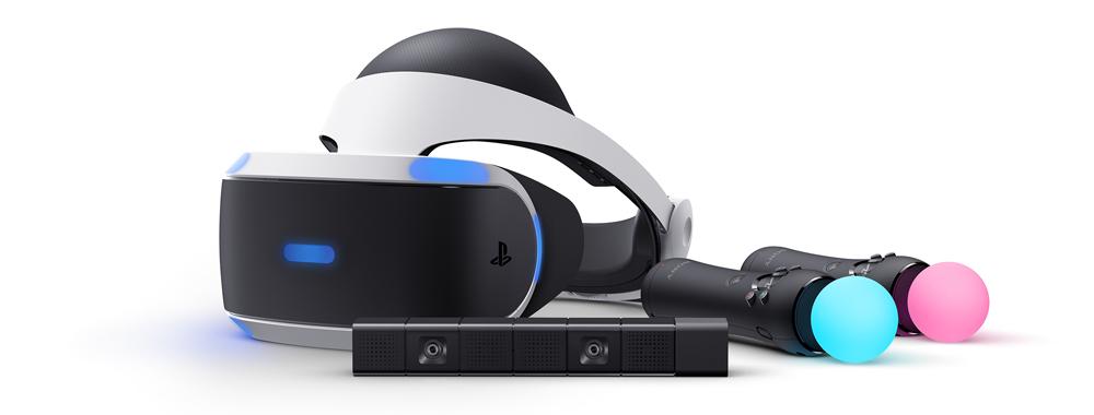 索尼PSVR已售出91.5万台 销量远超预期