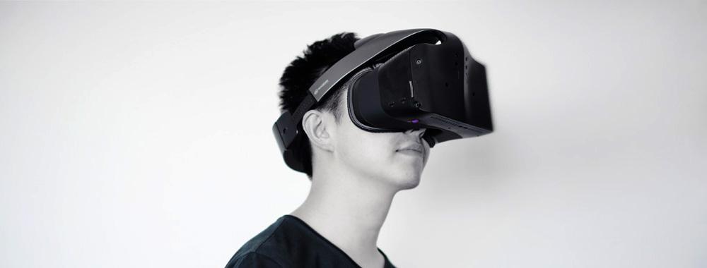 """""""英特尔公司入局虚拟现实!首款VR头显Project"""