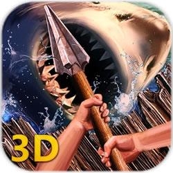 海上竹筏生存3D攻略