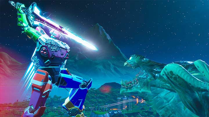 第九赛季最终剧情:机器人大战怪兽
