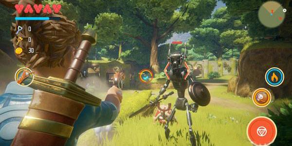 主机级画质神作 手游《海之号角2》试玩画面释出