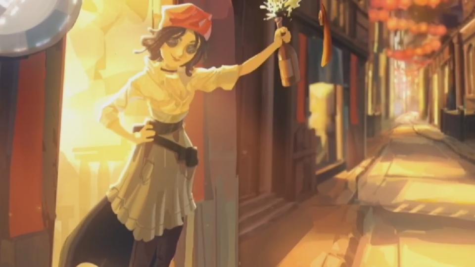 第五人格春节活动宣传片