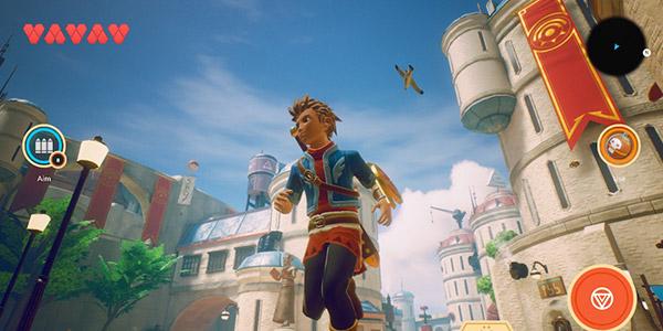 冒险手游《海之号角2》最新游戏画面曝光