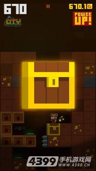 金矿闪电战游戏截图