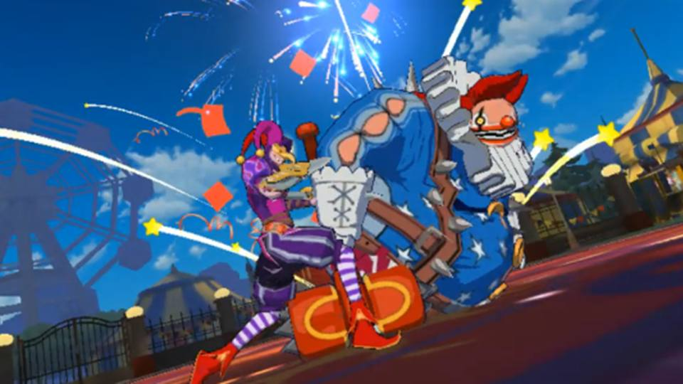 无伤通关第7关boss攻略 两个小丑的杂技表演