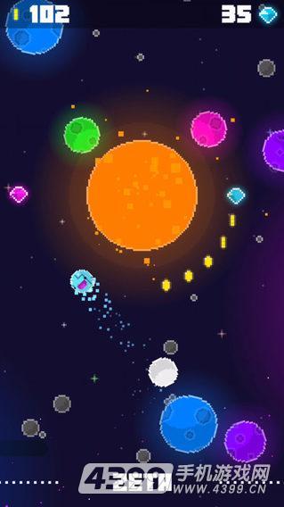 俯冲空间游戏截图
