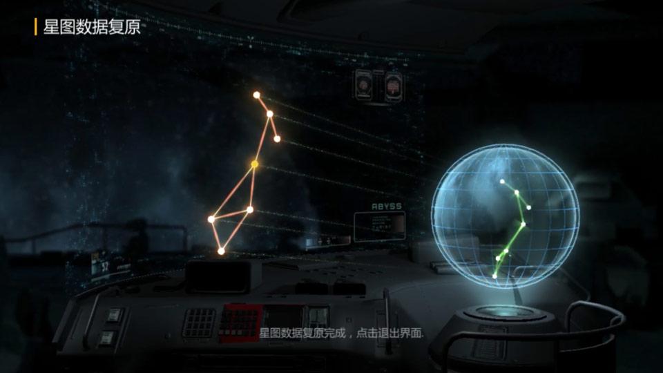 第二银河宝藏系统—加密星图数据复原