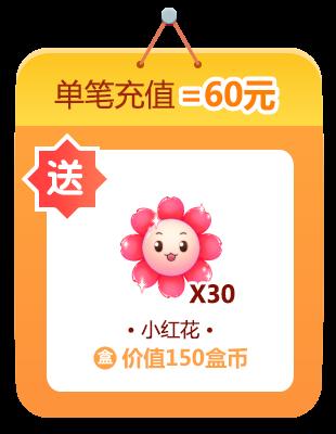小红花x30