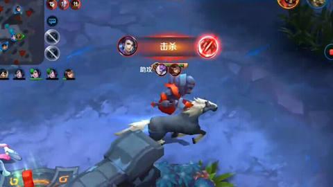 """游戏惊现逆天""""BUG""""  玩家操控小兵野怪五杀超神!"""