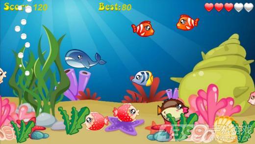 大鱼吃小鱼2_大鱼吃小鱼2游戏下载