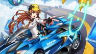 QQ飞车宣传视频
