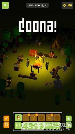 Doona大冒险游戏截图