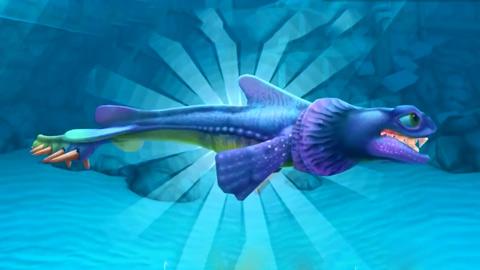 饥饿的鲨鱼进化灭世魔龙视频 灭世魔龙怎么玩