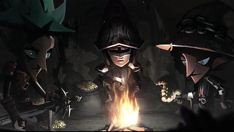贪婪洞窟2动画片首曝 一场贪婪的内心之旅