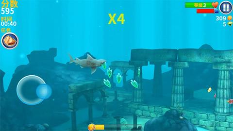 展开 视频 游戏相关 评测畅游海底世界 《饥饿的鲨鱼:进化》评测 新闻