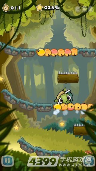 滚滚龟游戏截图