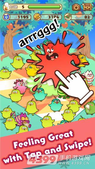 动物糖果游戏截图