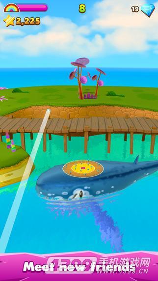 高尔夫小岛游戏截图