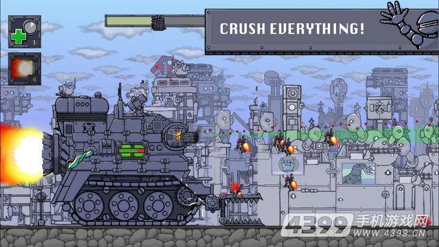 巨型坦克游戏截图