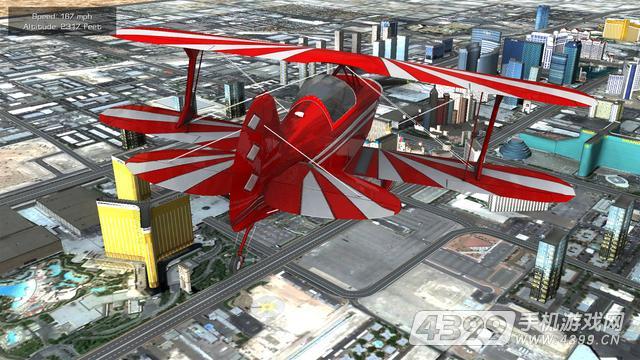 极限飞行之拉斯维加斯游戏截图