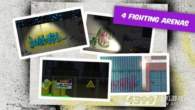 格斗火柴人2游戏截图