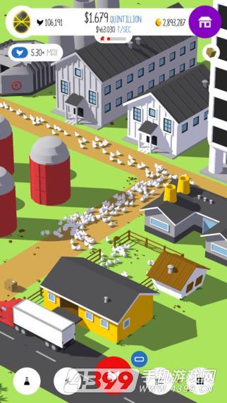 鸡蛋公司游戏截图