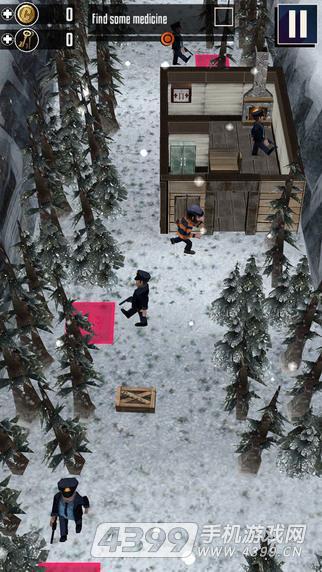 冬日逃亡者2:编年史游戏截图