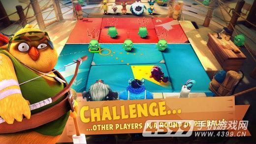 愤怒的小鸟:进化游戏截图