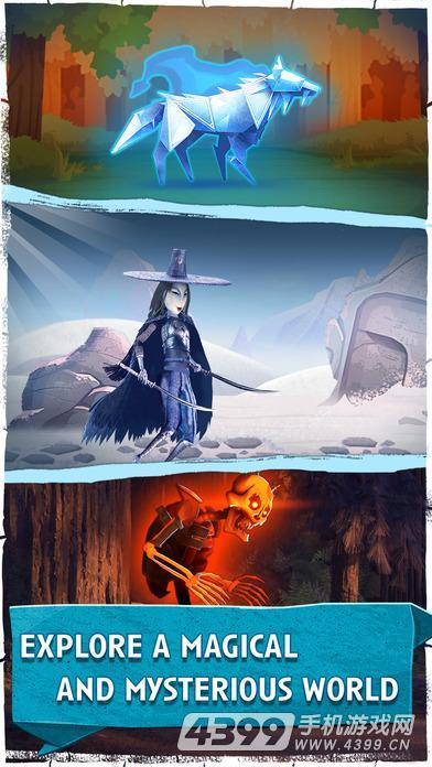 魔弦传说游戏截图