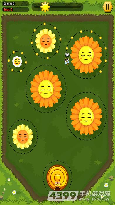 蜂巢涌动游戏截图