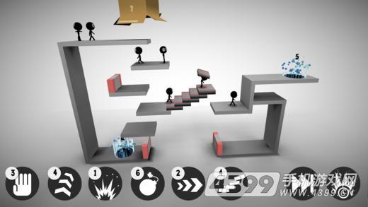 火柴人迷宫游戏截图
