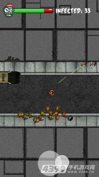 僵尸大作战游戏截图