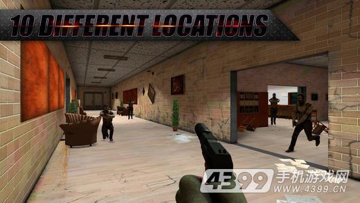 反突击部队游戏截图