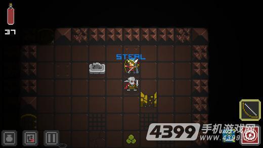 地下城探险游戏截图