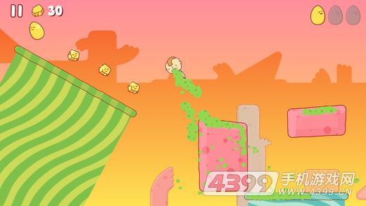 鸡蛋大冒险游戏截图
