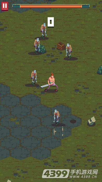划动剑士游戏截图