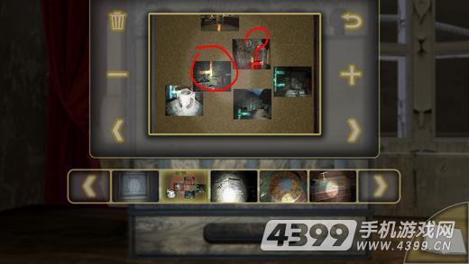 被遗忘的房间游戏截图