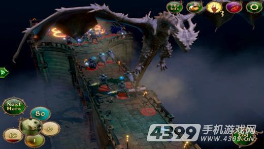 恶魔的崛起2游戏截图