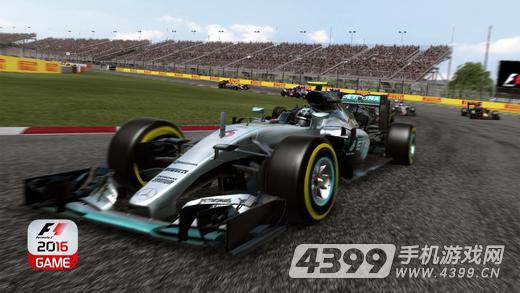 F1 2016游戏截图