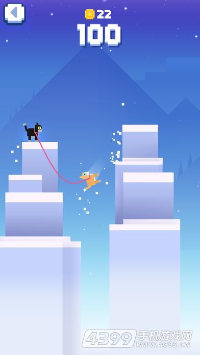 冰冻绳索游戏截图