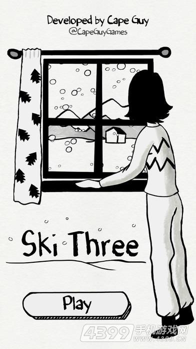滑雪三游戏截图