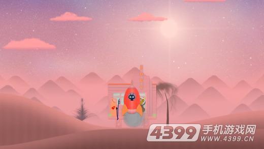贾思帕的火箭游戏截图