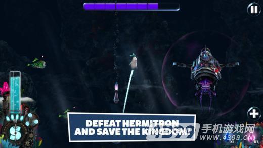 蜗牛男孩:赫米顿的崛起游戏截图