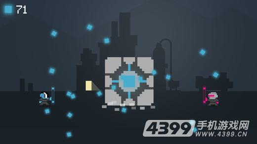 BitChip Bounce 游戏截图