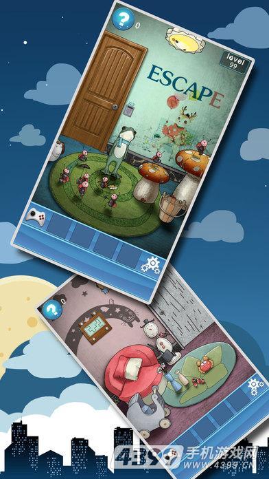 逃出公寓房间3:挑战智商的坑爹游戏游戏截图