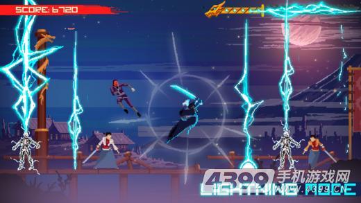 超级武士暴走游戏截图