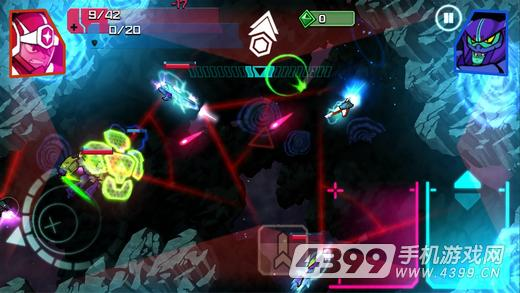 Galak Z游戏截图