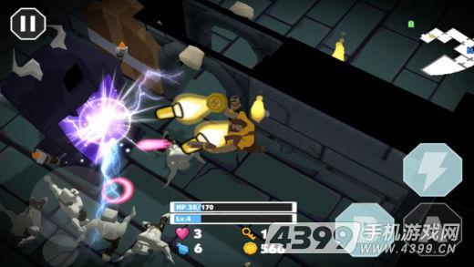 地牢时间:时光游戏截图